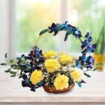 flower basket online delivery