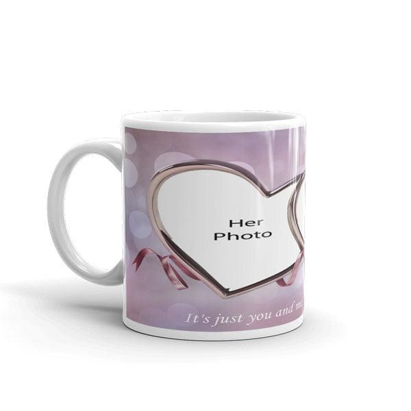 You & Me Mug