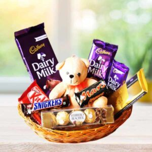 send chocolate hamper online