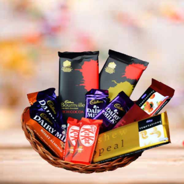 chocolate hamper online delivery