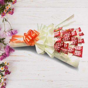 order Kitkat bouquet online delivery