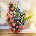 mix flower arrangement online delivery