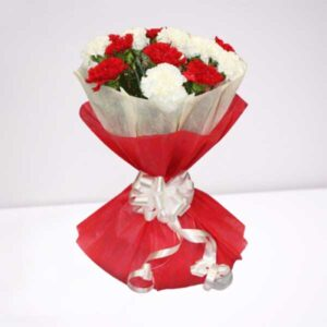 send carnation bouquet online