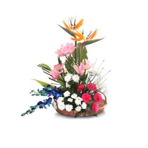 send flower arrangement online