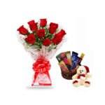 send chocolates and roses online
