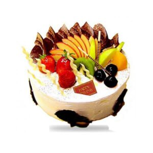 Delicious Fruit Cake