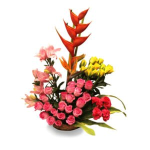 order arrangement of flowers online