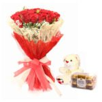 ferrero and roses online delivery