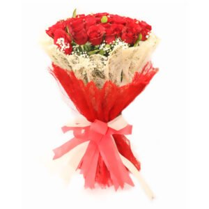 send red rose bouquet online