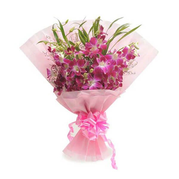 Orchid Bouquet online delivery