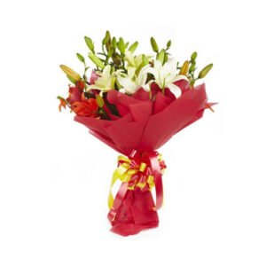 Lily Bouquet online delivery