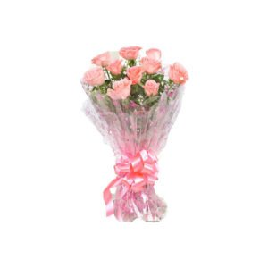 Bouquet of Pink Roses online delivery