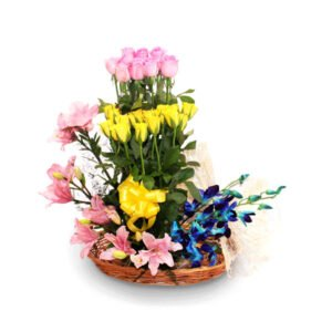 flower arrangement for parents online delivery