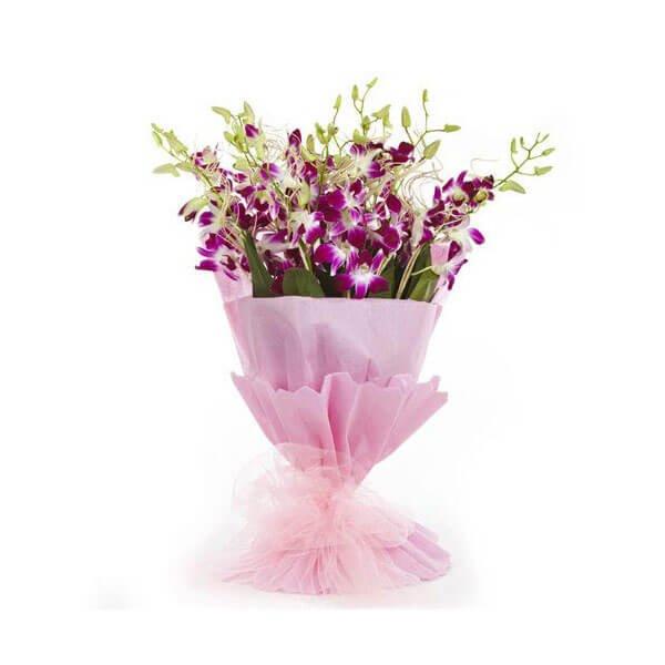 order Royal Orchid Bouquet online