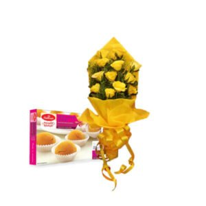 flowers and moti choor online delivery