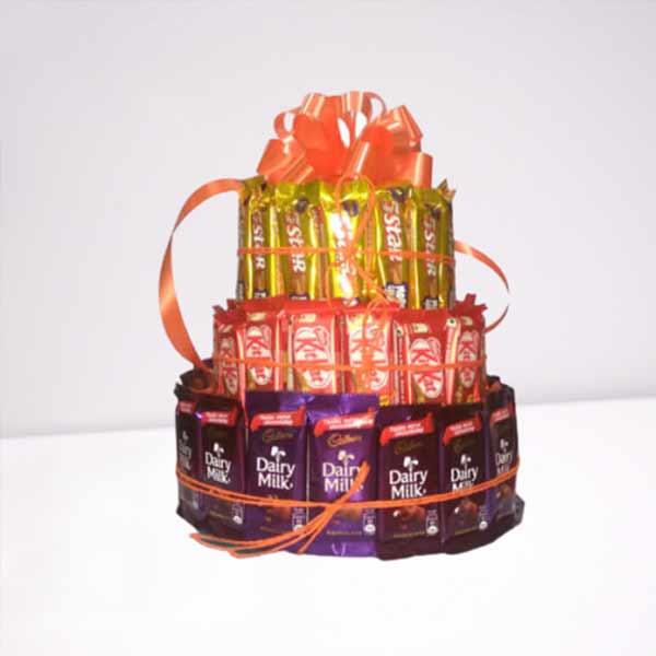 chocolate gift for girlfriend