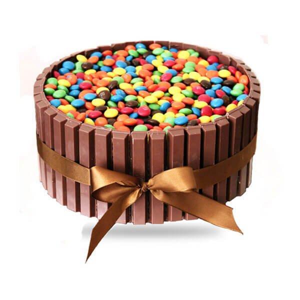 The KitKat Cake