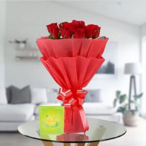 red roses bouquet online delivery