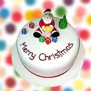 order merry christmas cake online
