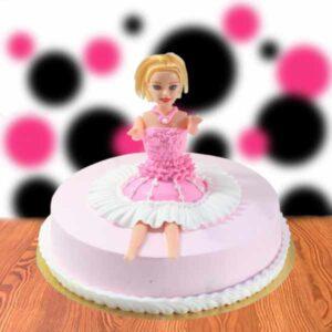 order Doll Shape Cake online
