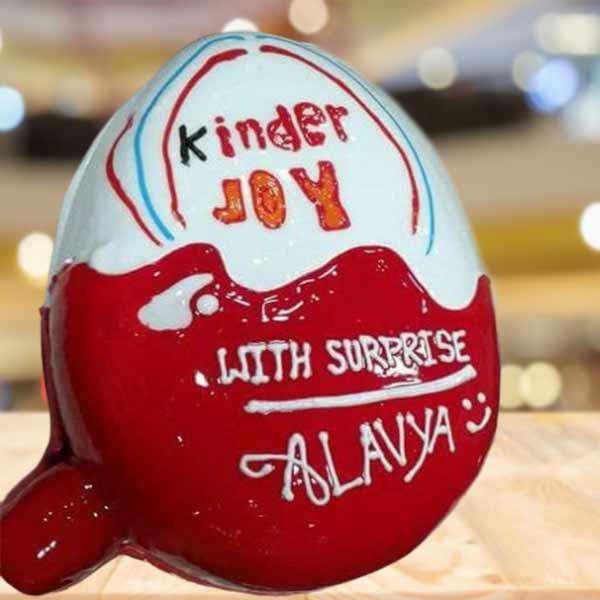 order kinder joy cake online