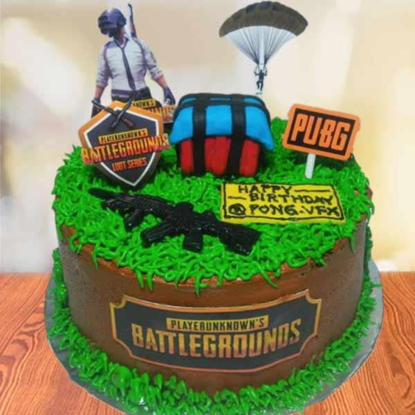 order pubg cake online