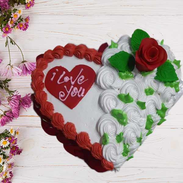 order valentines day cake online