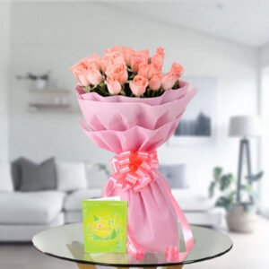pink-roses-bunch