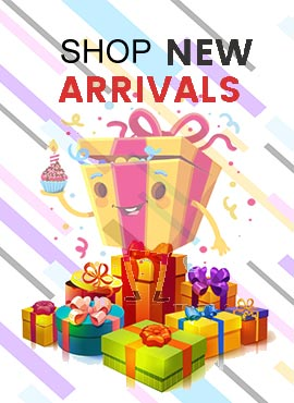 check new arrivals for gifts