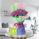 order carnations bouquet online