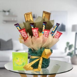 kitkat, perk, temptation chocolate hamper