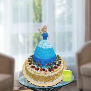 Pretty Doll Cake order online