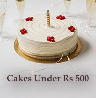 cakes under rs 500