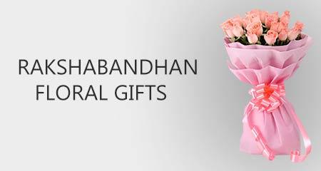 rakshabandhan gifts flowers